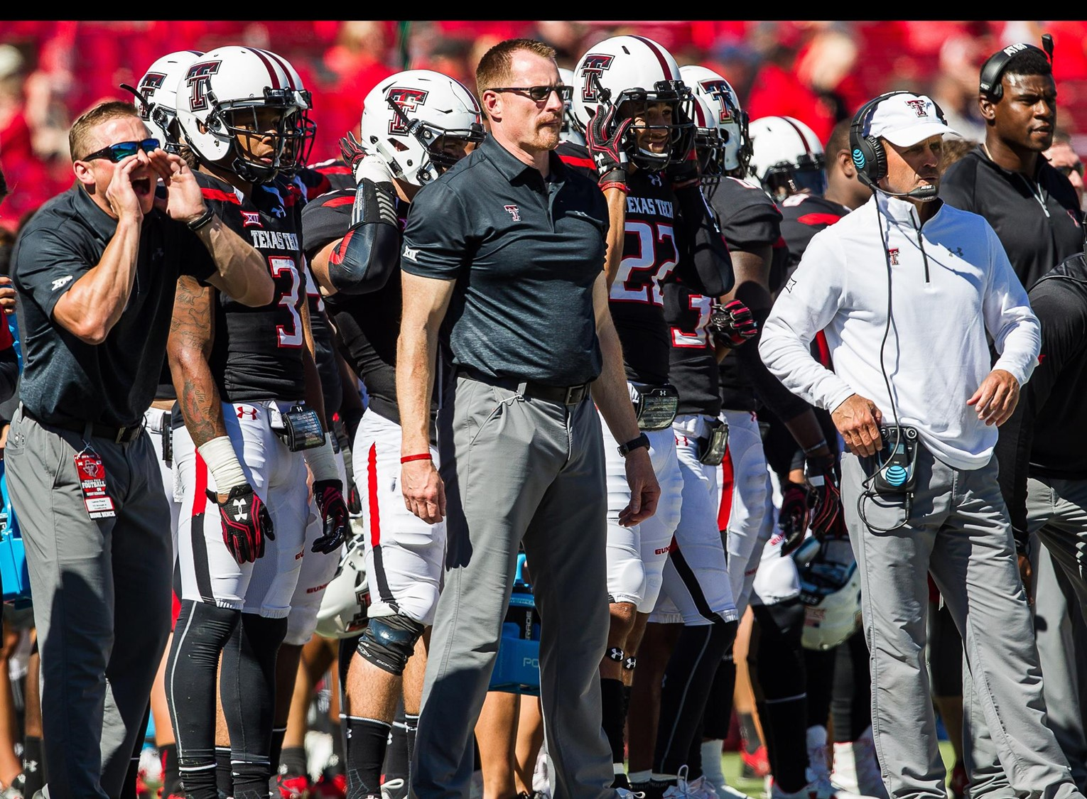 Meet Head of Strength & Conditioning Rusty Whitt - Texas Tech