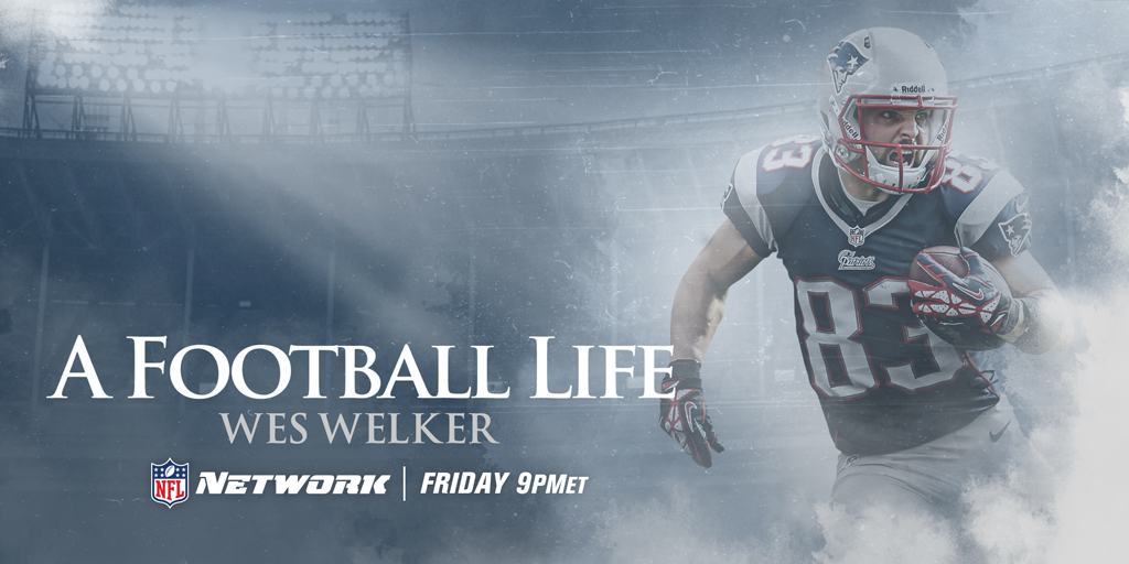 Wes Welker: A Football Life Airs Friday on NFL Network Texas Tech