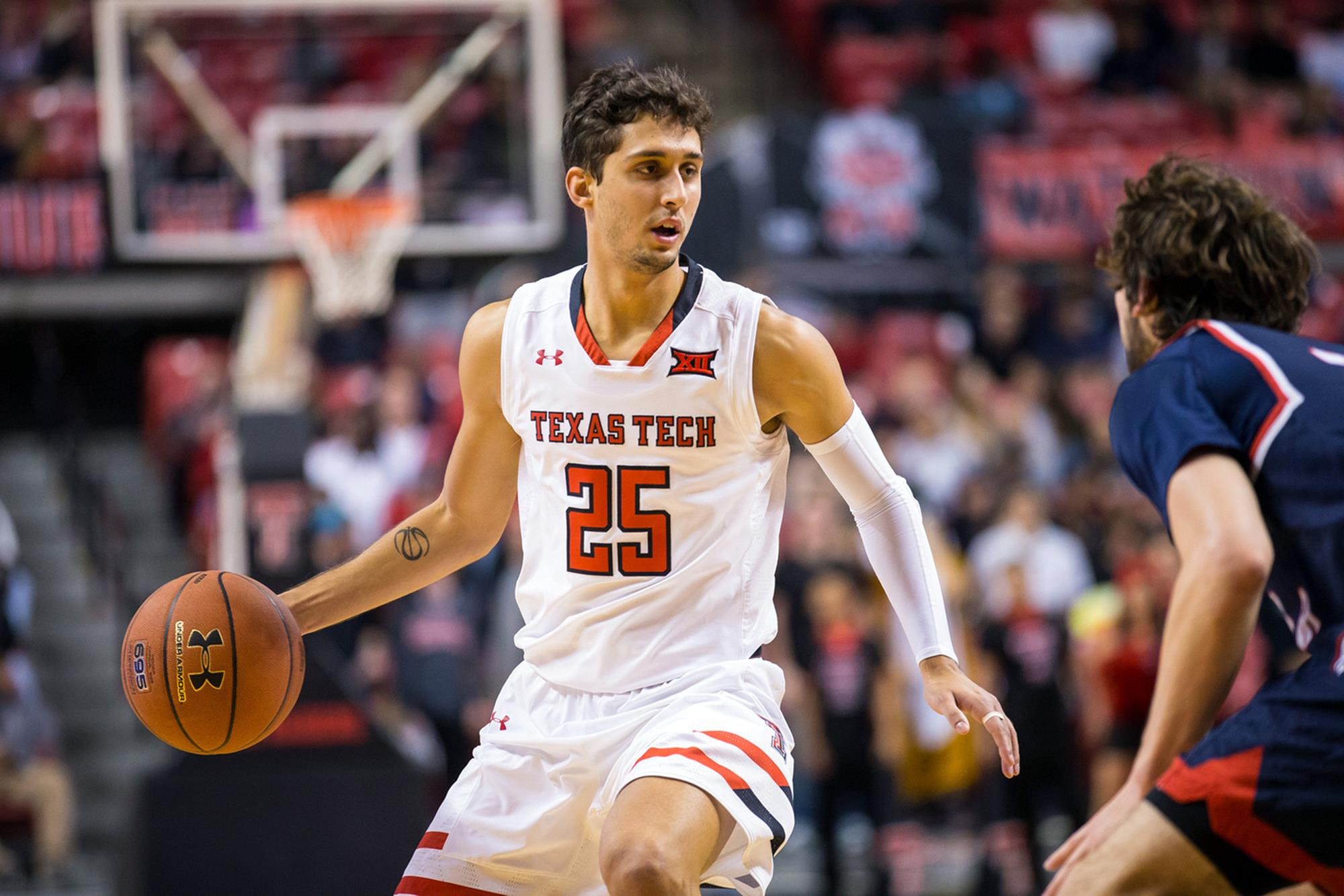 red raiders picked seventh in preseason big 12 poll - texas tech
