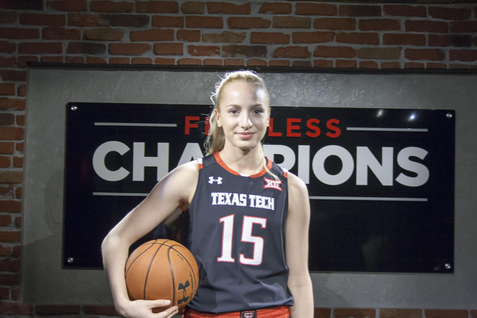 lady raiders add transfer to roster - texas tech university athletics