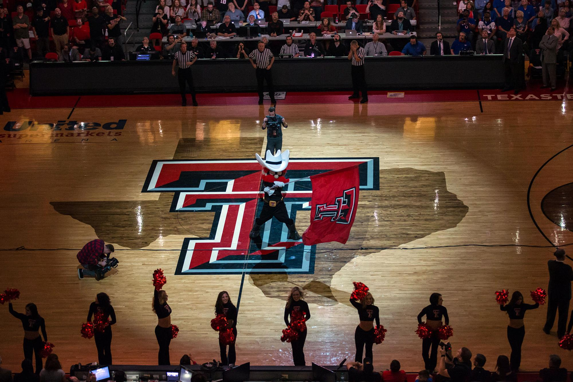basketball season ticket upgrades now available - texas tech