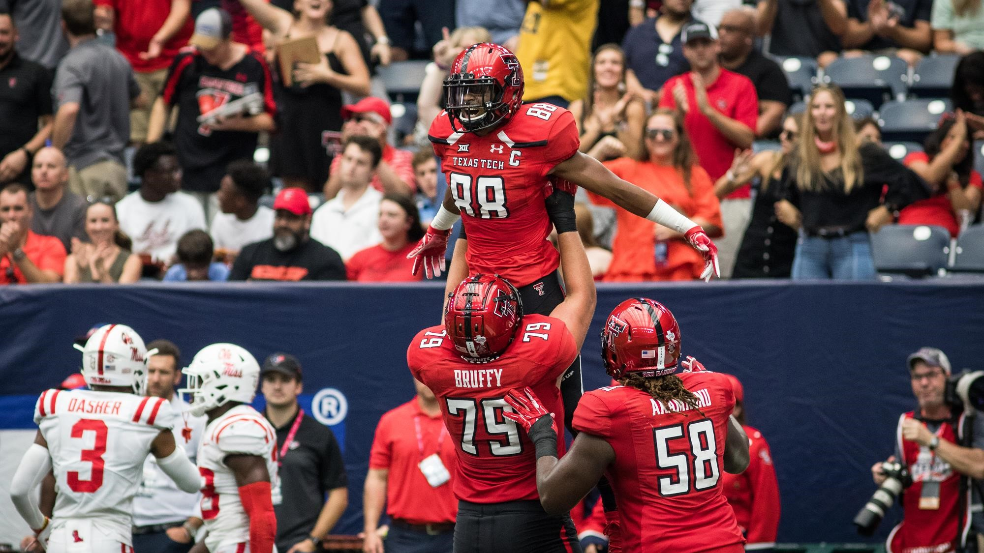 Game Preview Baylor Texas Tech Red Raiders