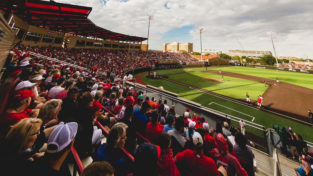 texas tech baseball announces 2019 schedule - texas tech university