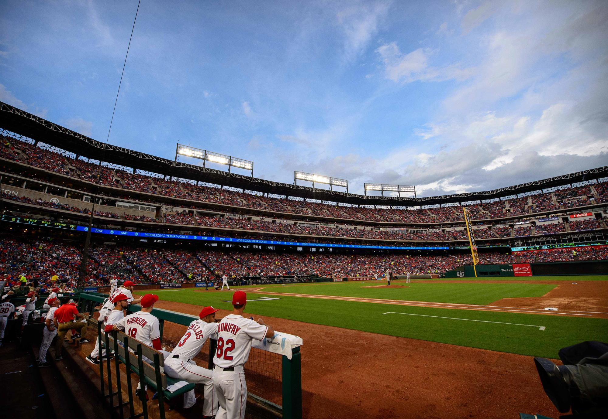 Texas Tech Day at Globe Life Park Set for May 22 - Texas Tech ... ae16ca69e98f
