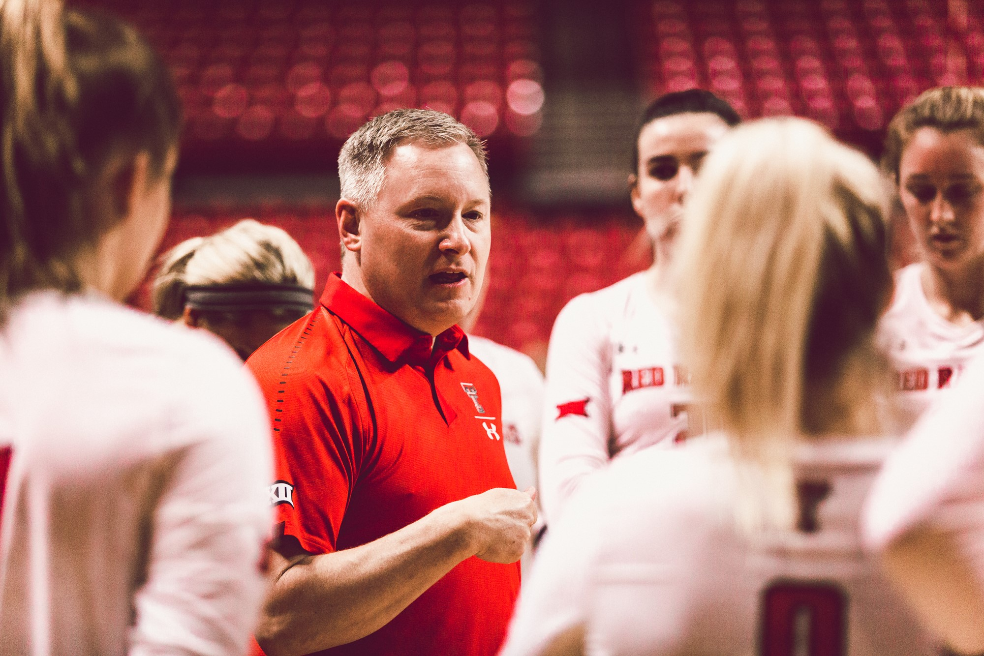 Texas Tech Volleyball Camps Canceled Texas Tech Red Raiders