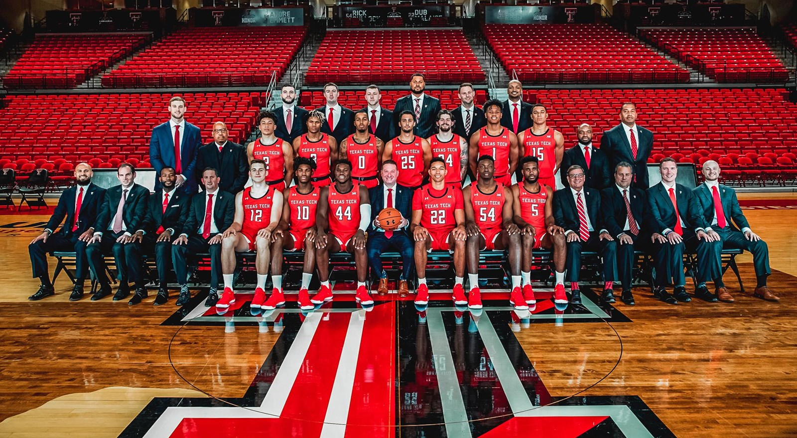 2019 20 Men S Basketball Roster Texas Tech Red Raiders