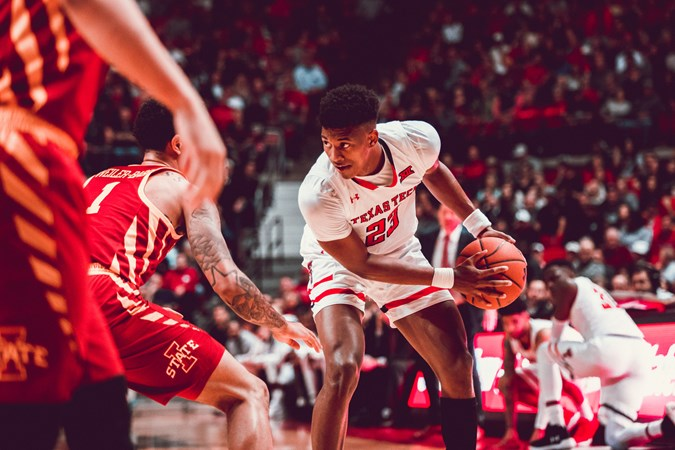 Texas Tech Red Raiders NCAA Basketball: No. 15-ranked Texas Tech is heading back to Oklahoma this week where the Red Raiders wi...