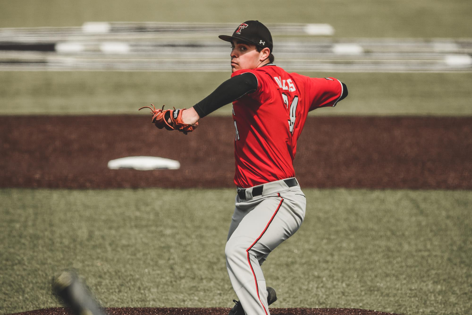 c4b18d6ca82d1 No. 11 Red Raiders Fall in Ninth at West Virginia - Texas Tech ...