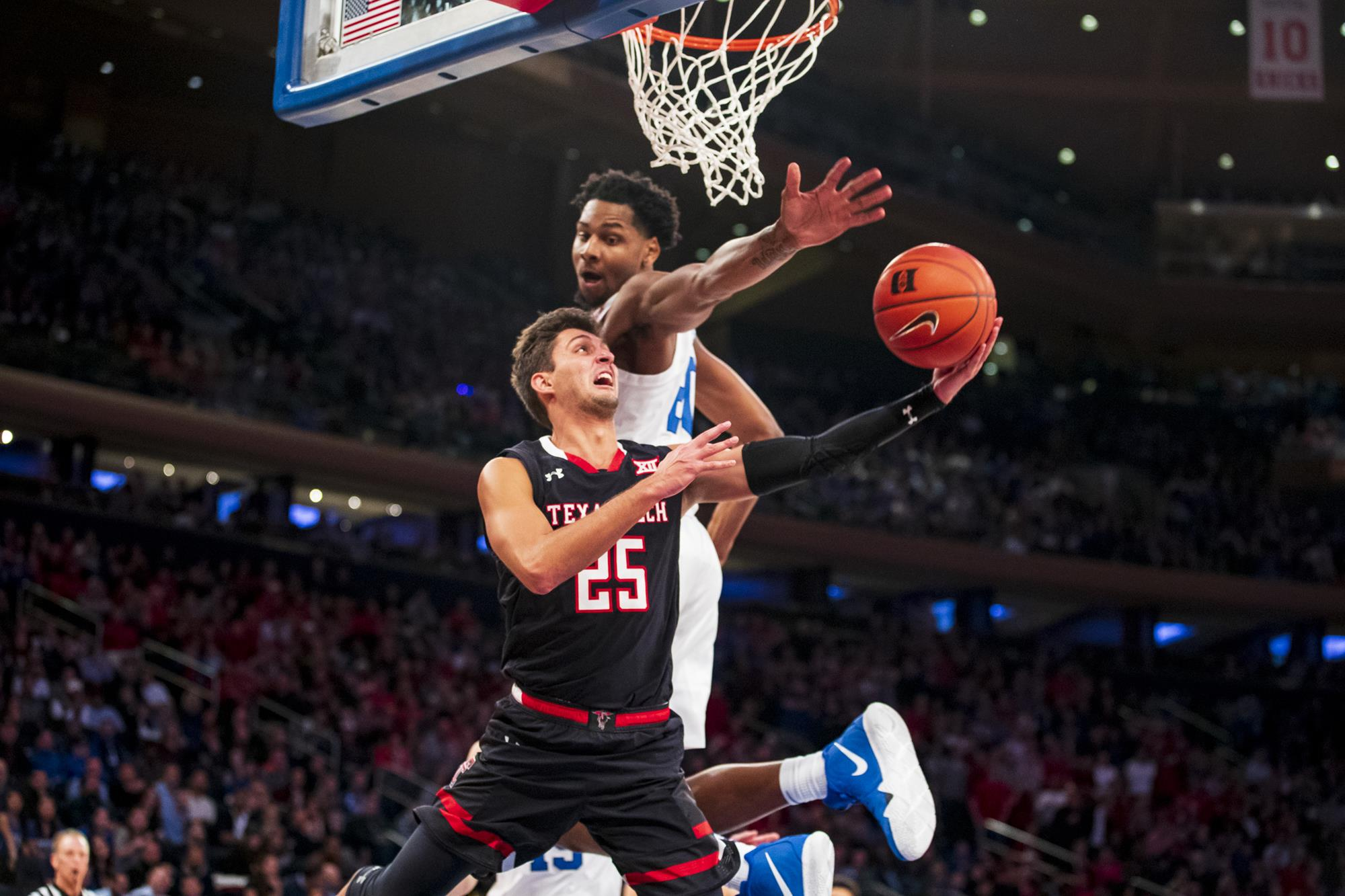 05 16 2019 / Men's Basketball Red Raiders to Play in Jimmy V Classic