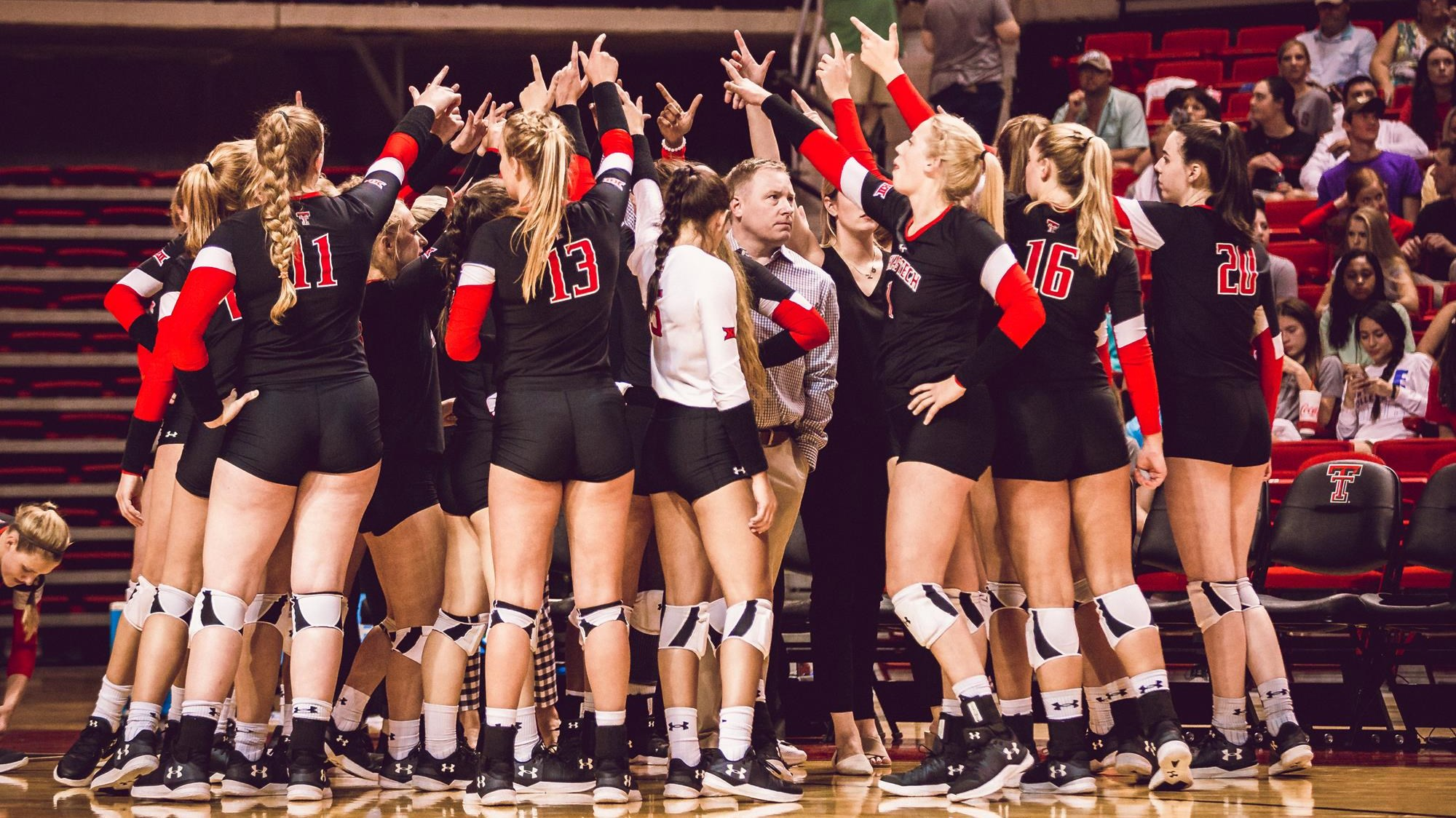 Graystone Reveals 2019 Volleyball Campaign Texas Tech Red Raiders