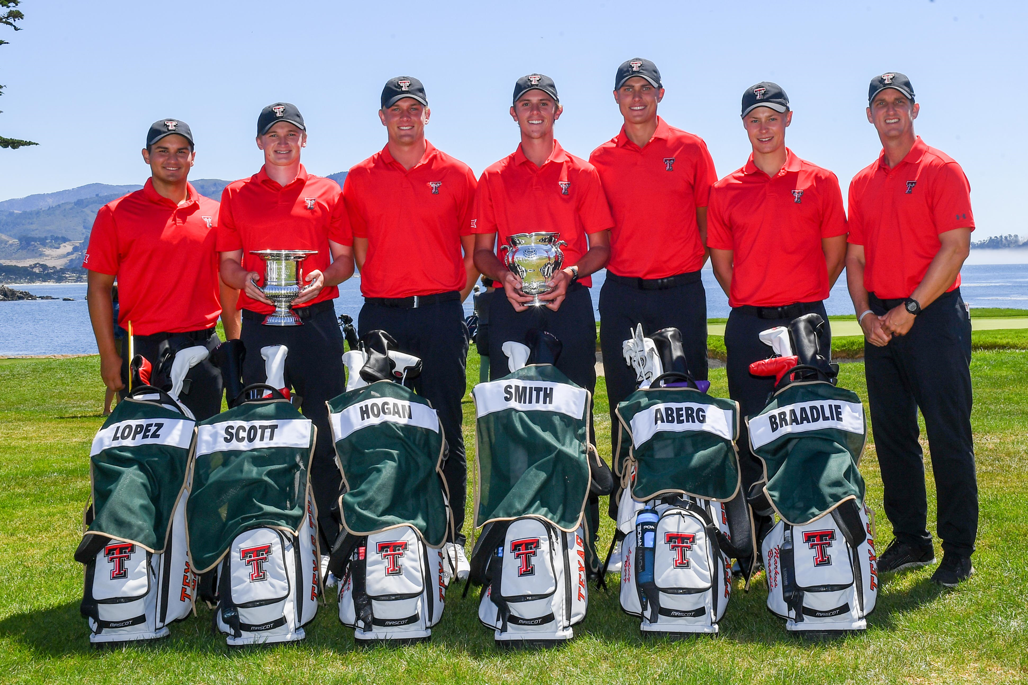 Scott, Red Raiders Earn Carmel Cup Championships