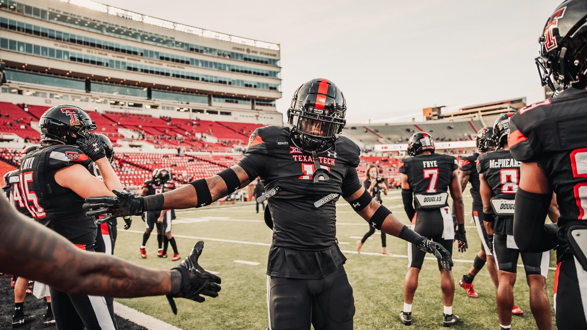 Texas Tech Baylor Set For Afternoon Start In Lubbock Texas Tech Red Raiders
