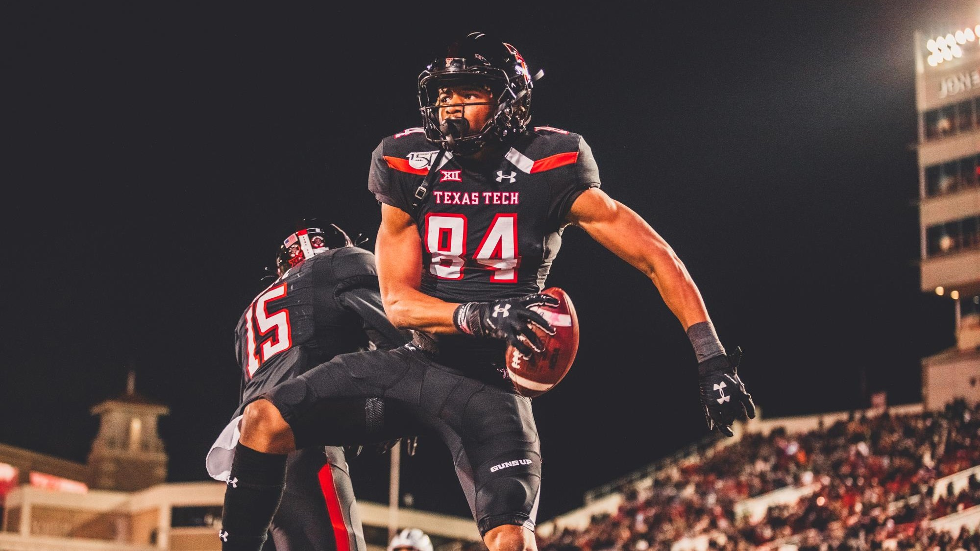 Big 12 Announces Revised 2020 Football Schedule Texas Tech Red Raiders