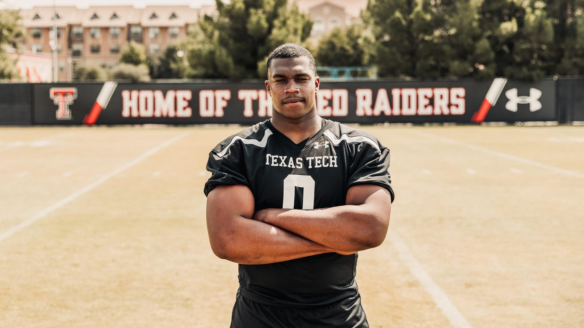 Wilson Joins Red Raiders At Start Of Fall Semester Texas Tech Red Raiders